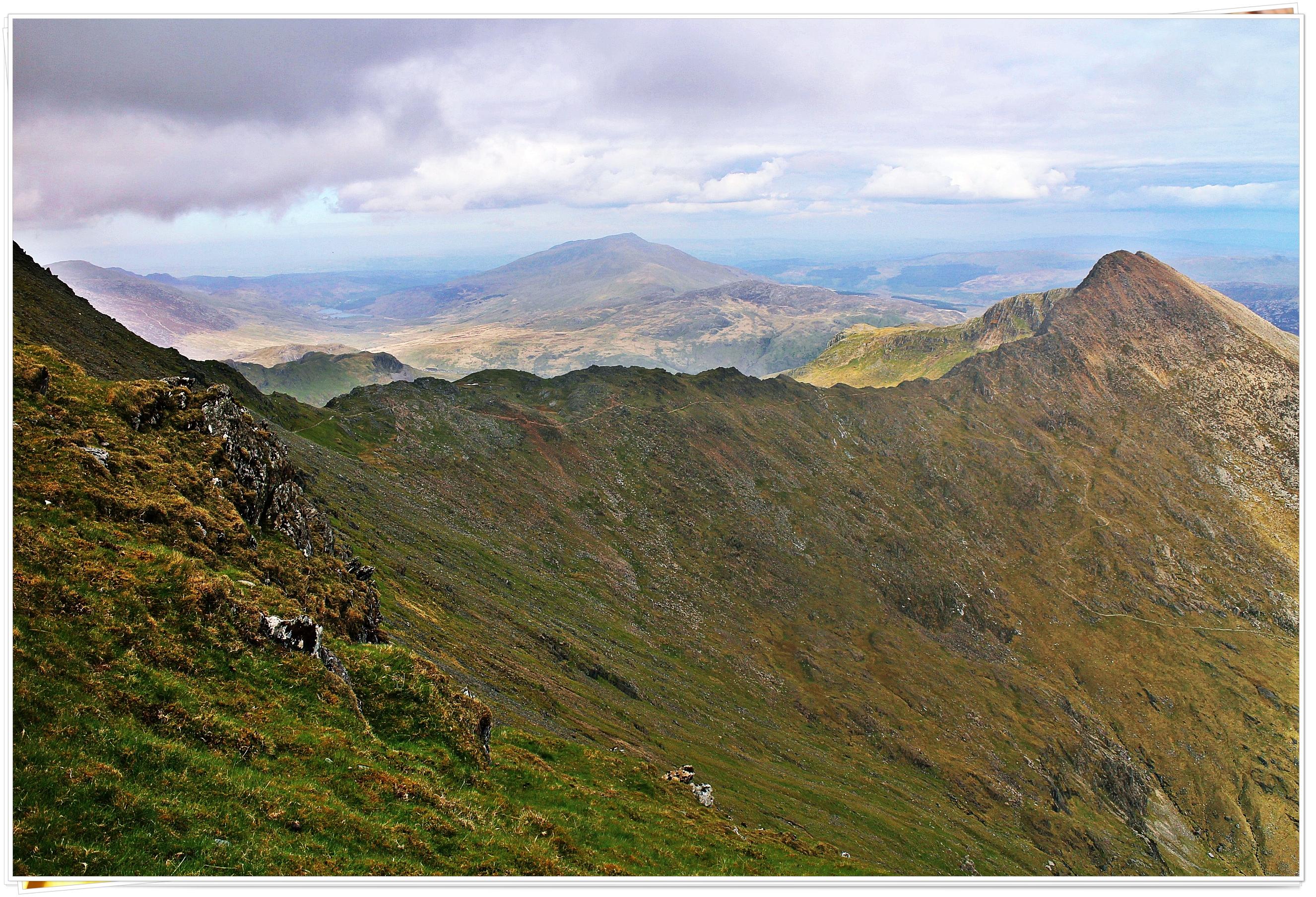 Mt. Snowdon, Wales - 2015