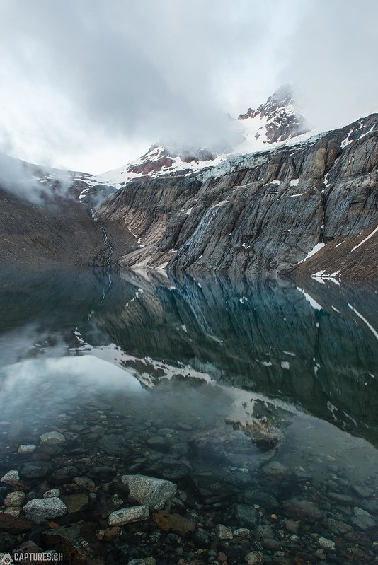 Laguna Catsillo - Parque Nacional Cerro Castillo