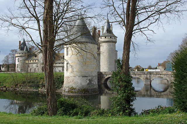 Sully-sur-Loire (Loiret).