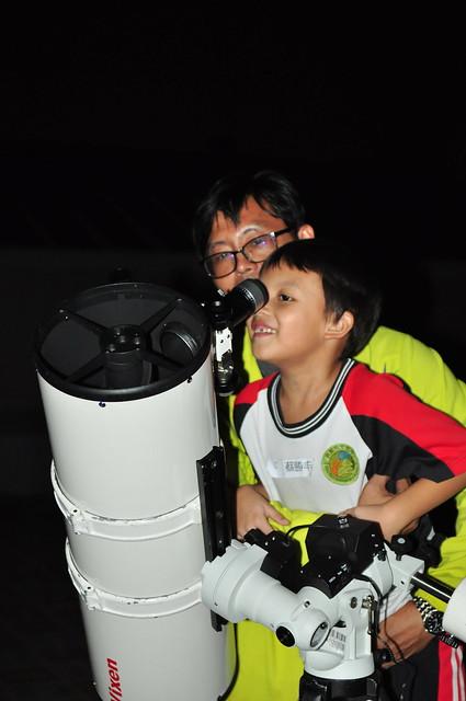 105.11.11夜間觀星活動