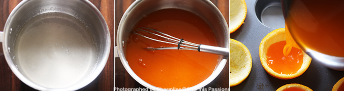 How to make Orange Jelly Recipe - Step6