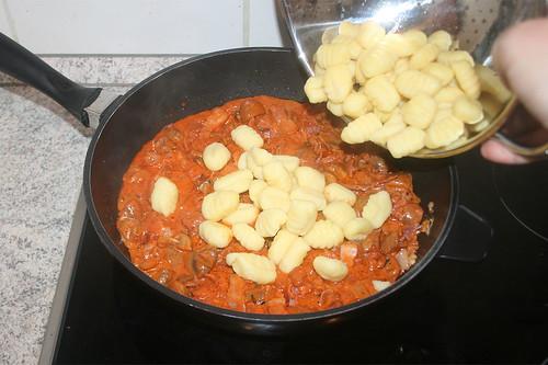 42 - Gnocchi addieren / Add gnocchi