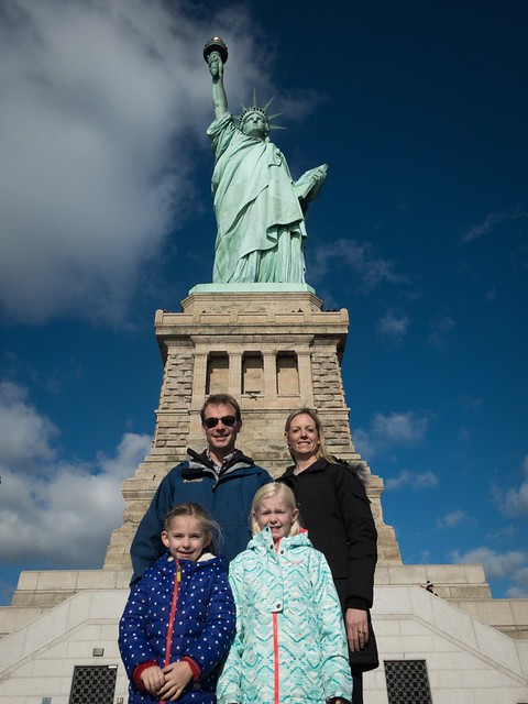 Anderson's at the Statue of Liberty