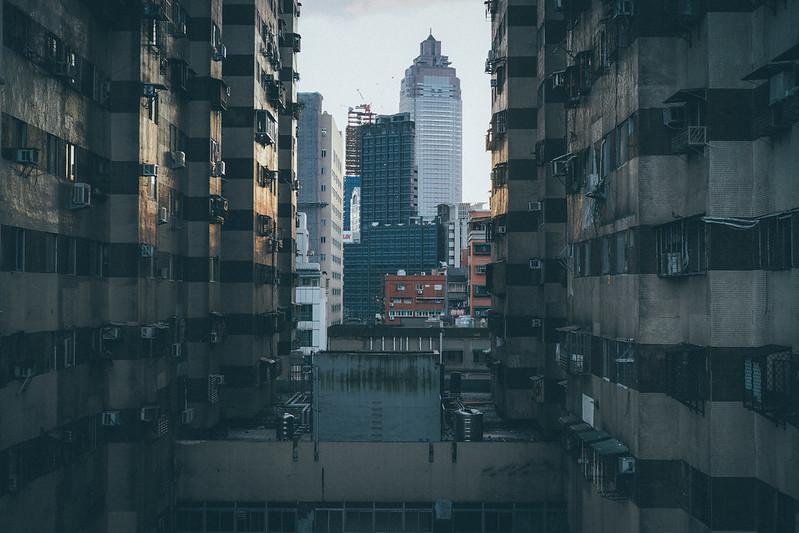 洛陽停車場|Olympus 25mm f/1.2 PRO