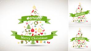 Christmas tree Logo (590x332) (0;00;00;00)