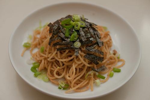 Nanchatte British Karashi Mentaiko (Cod Roe) Pasta ...