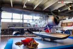 MM27050 ORB-23 - - Italian Air Force - IMAM Ro.43 Maggiolino - Italian Air Force Museum Vigna di Valle, Italy - 160614 - Steven Gray - IMG_0024_HDR