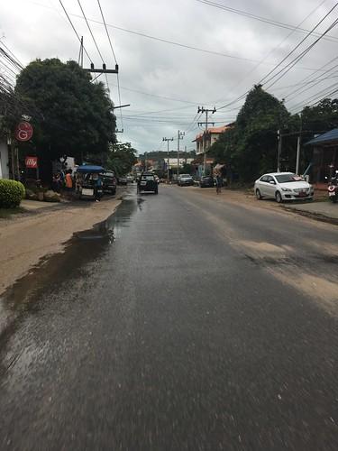 Koh Samui Bigbuddha Beach Road