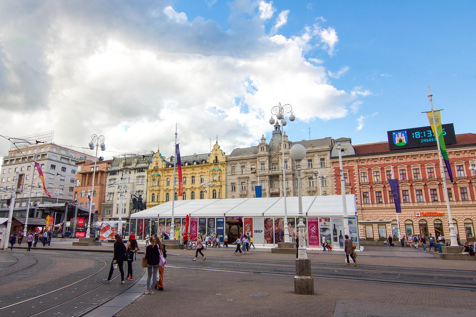 Zagreb | Discovering Continental Croatia