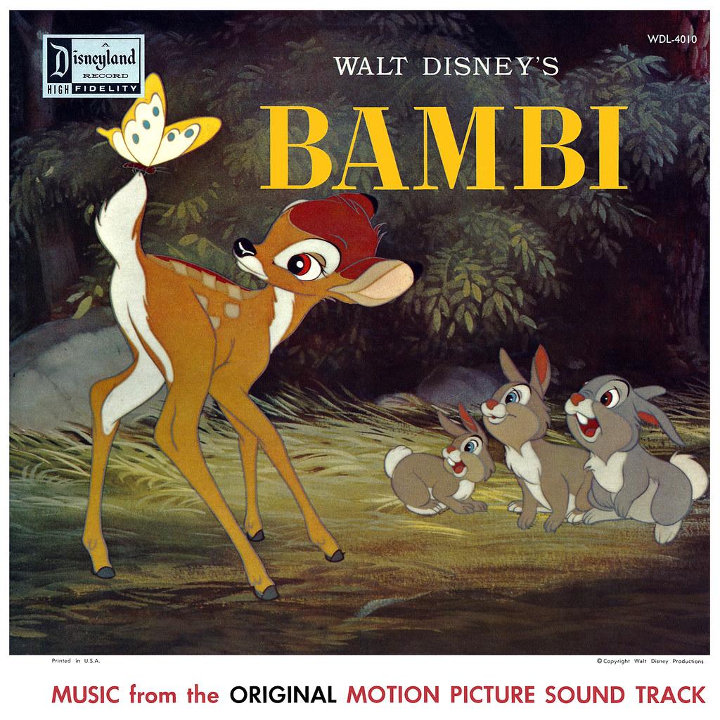 Frank Churchill & Ed Plumb - Bambi