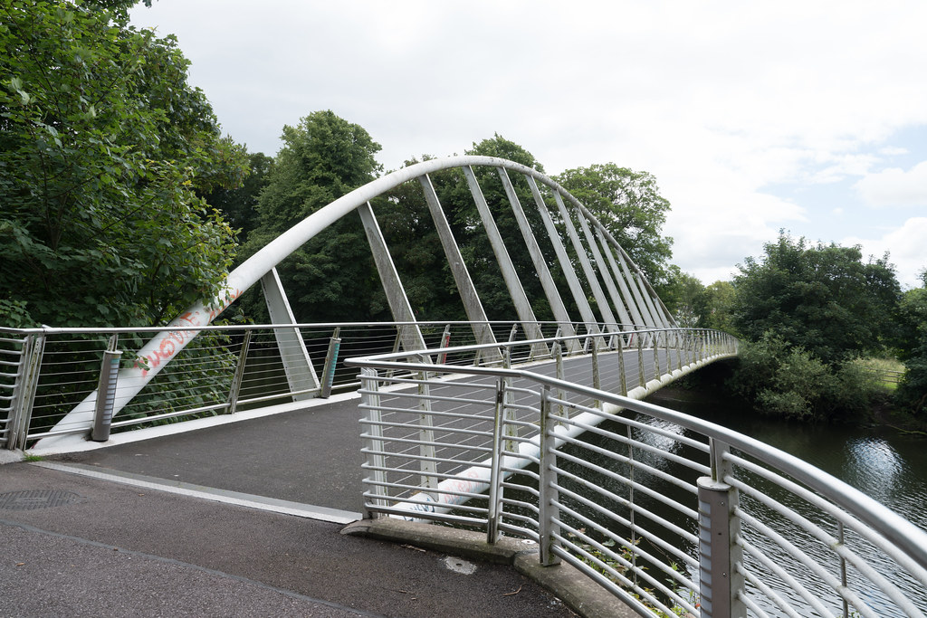 THE MARDYKE BRIDGE [IT TOOK ME A LONG TIME TO DISCOVER WHAT IT WAS CALLED]-122566