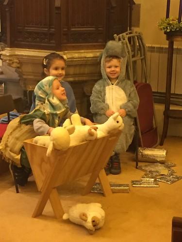 Pre-School Nativity