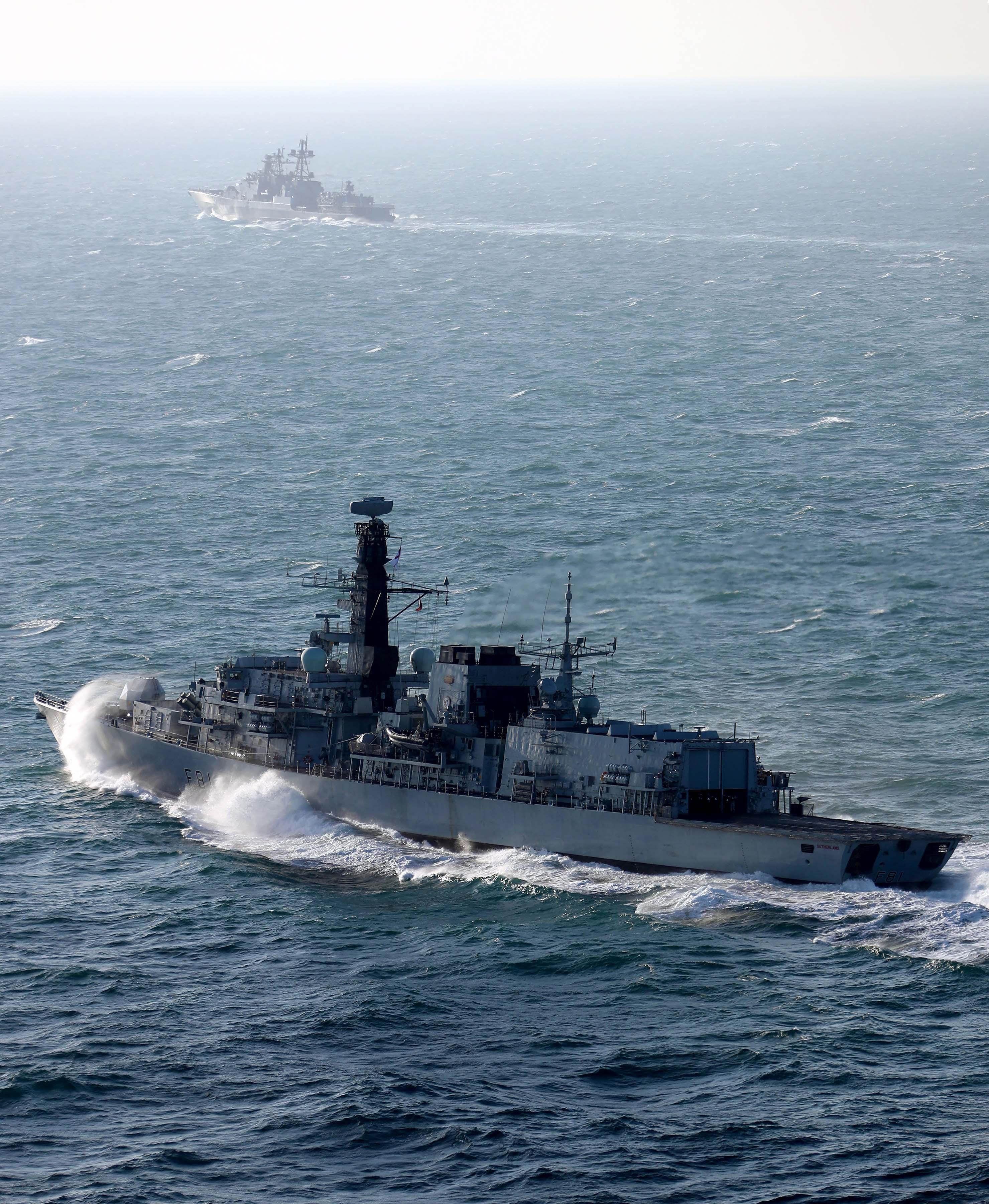 Type 23 Class frigate - Page 5 31305425022_b5a8e24ba0_o