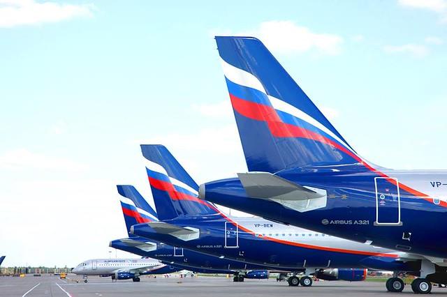 Üdvözöljük a legendás Aeroflot fedélzetén!