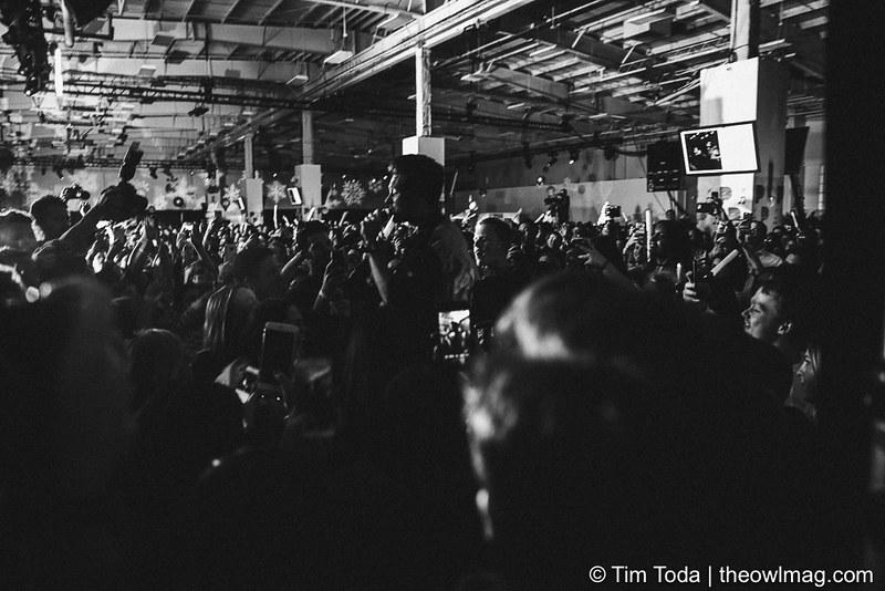 Bastille @ Pier 36, NYC 12-06-16-1