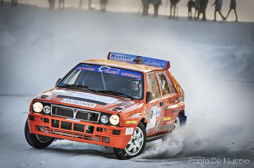 ice racing