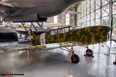 MM52757 3 - 766 - Italian Air Force - Nardi-Piaggio FN 305 - Italian Air Force Museum Vigna di Valle, Italy - 160614 - Steven Gray - IMG_0148_HDR