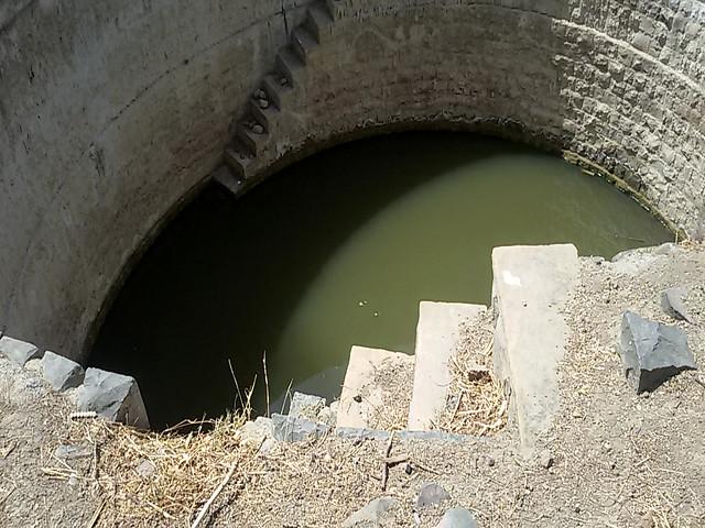 आस-पास के क्षेत्रों में जल संकट के समय में भी पानी देता कैलोद गाँव का कुआँ
