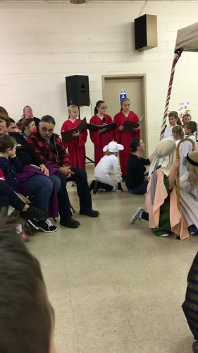 St. Mary Christmas Performance - 2016