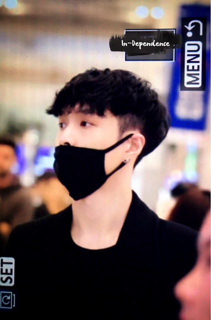 161024 Lay at Incheon Airport