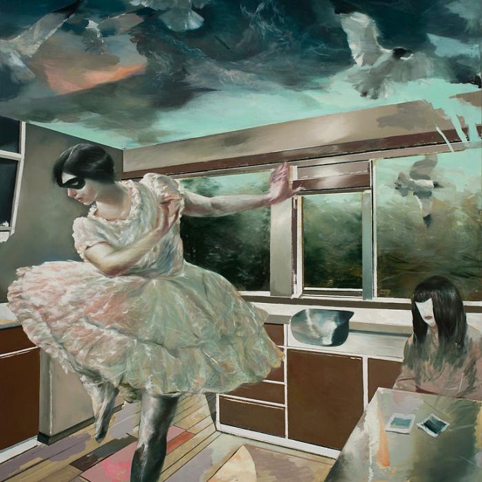 Paintings by Lars Elling
