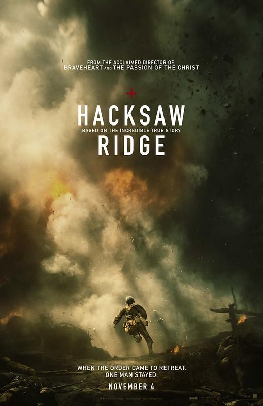 Hacksaw Ridge - Poster 1