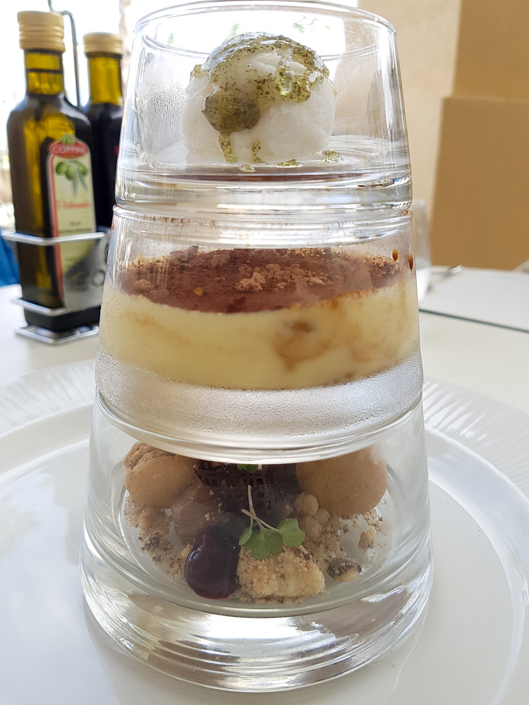 Oceana Restaurant Malta - Tiramisu - The World In My Pocket