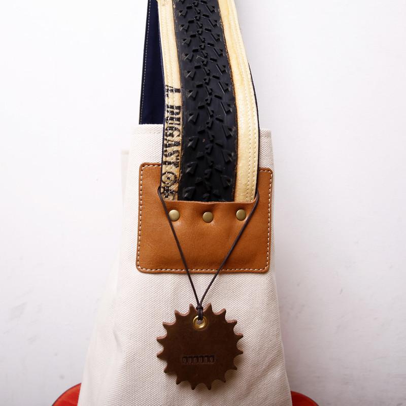 gunung / 帆布バケツ型 Tote Bag