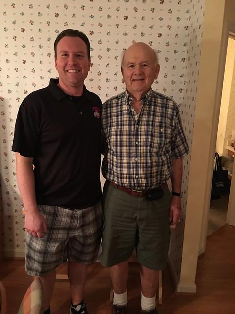 Great Grandpa Peter