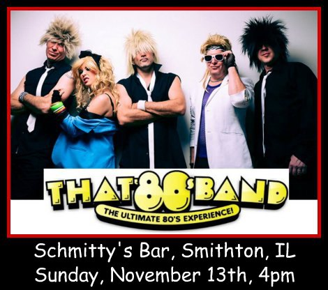 That 80s Band 11-13-16