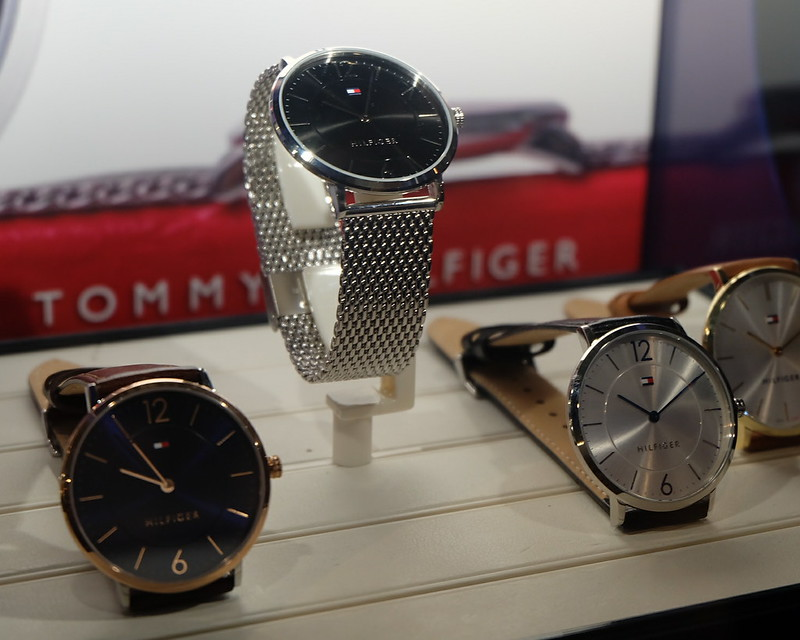 Tommy Hilfiger Slim Watches