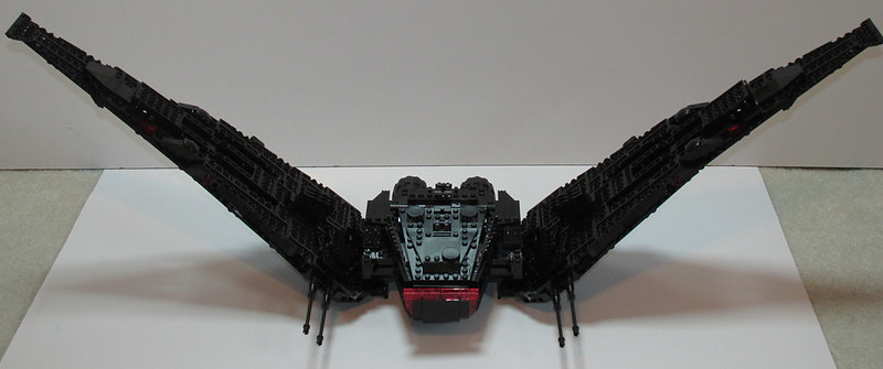 Mod 75104 Kylo Rens Command Shuttle Lego Star Wars Eurobricks
