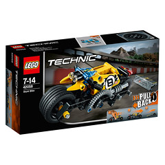 LEGO Technic 42058 Stunt Bike 1