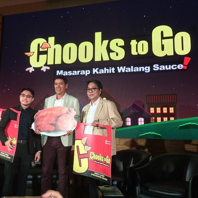Chooks to Go - Masarap Kahit Walang Sauce!