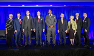 2016 NAFSA Senator Paul Simon Campus Internationalization Presidential Panel