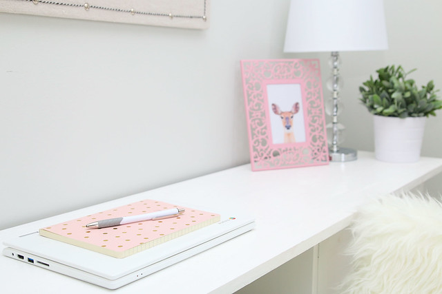Tween Bedroom Desk Laptop Notebook