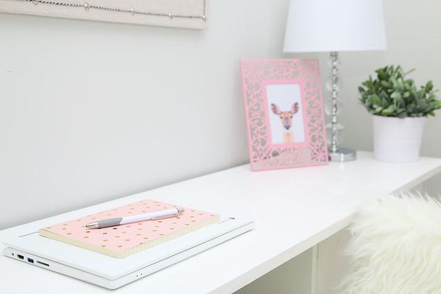 Tween Bedroom Desk Laptop Notebook