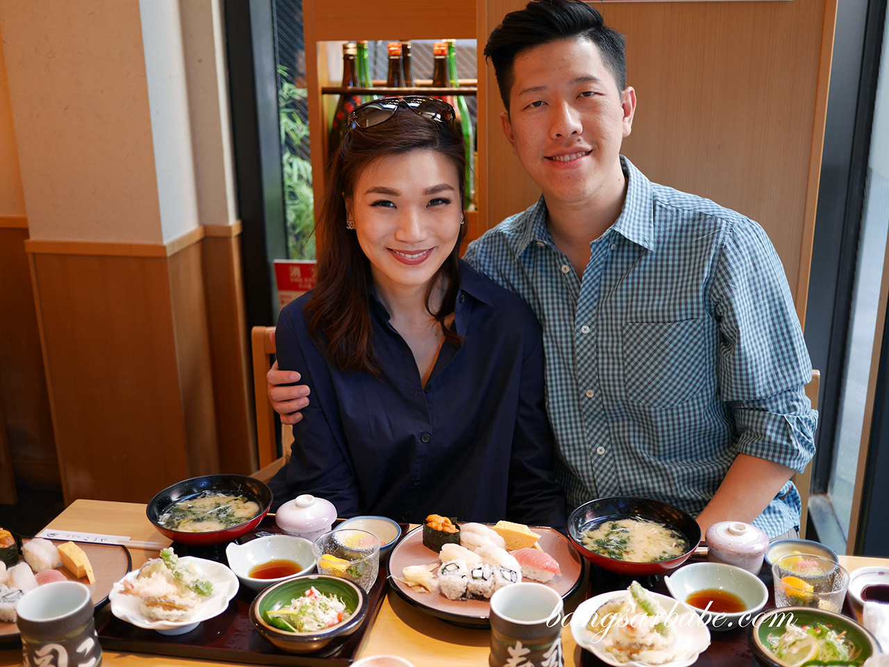 Sushi at Sendai Ekimae Eden (2)