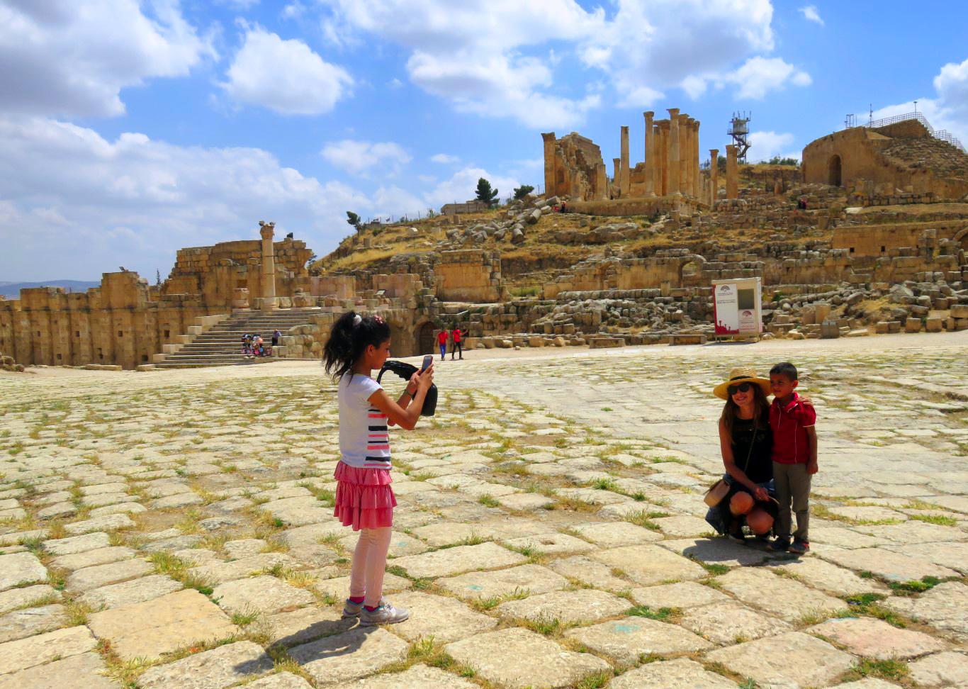 Jerash, la Roma de Jordania/ Jordan - Jerash / Gerasa jerash, la roma de jordania - 30469274942 2afd90c9af o - Jerash, la Roma de Jordania