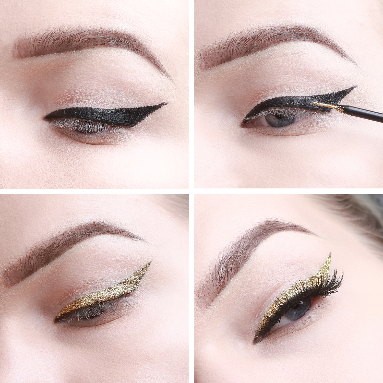 how-to-do-glitter-liner