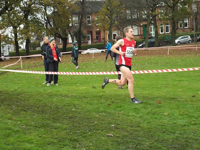 Welsh master at Glasgow Tolcross Park