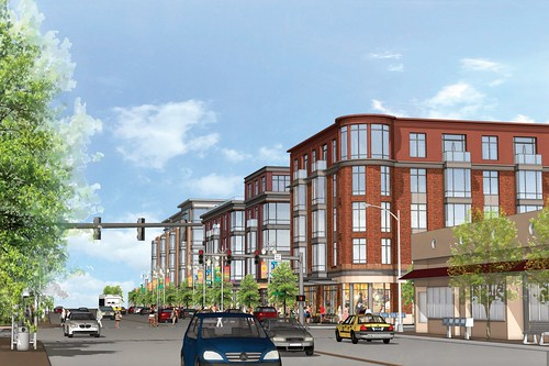 Washington Place Renderings
