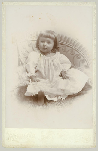 Cabinet Card baby