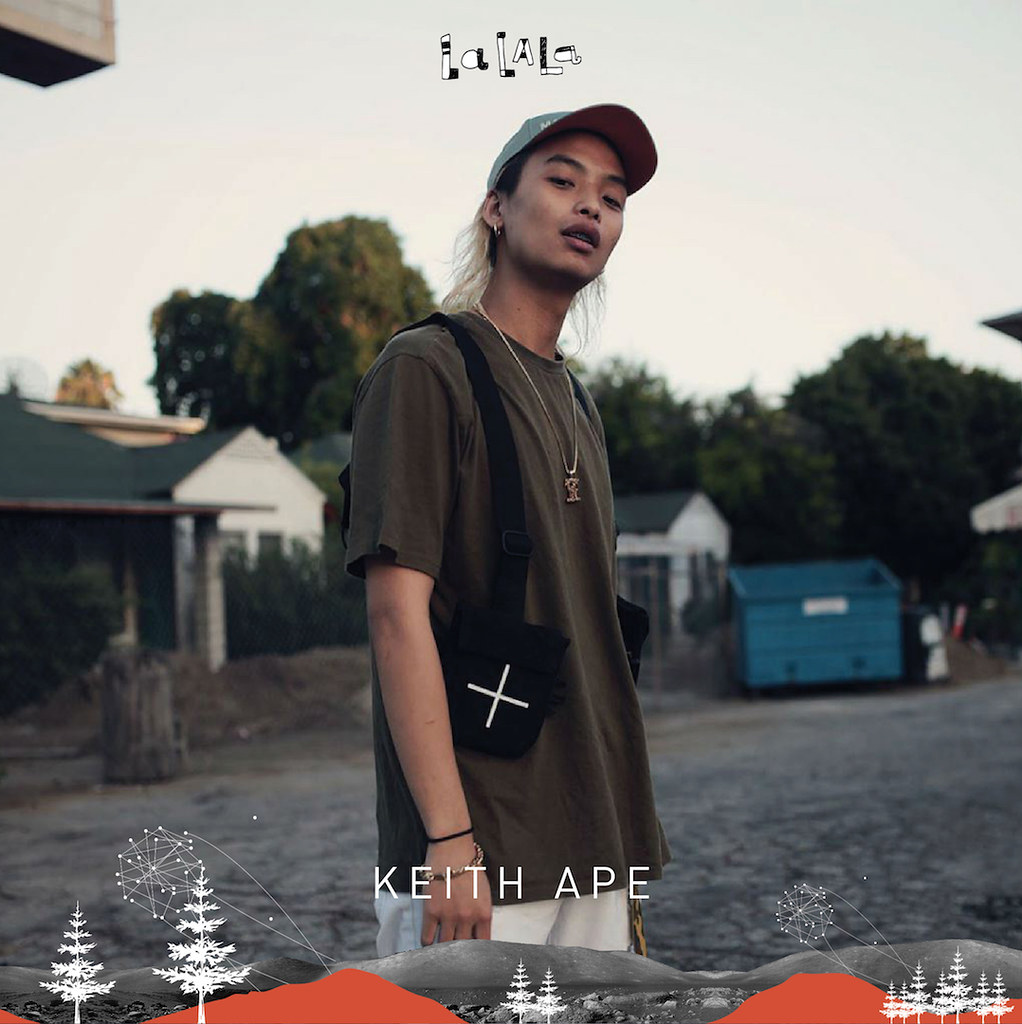 Keith Ape for Lalala Festival