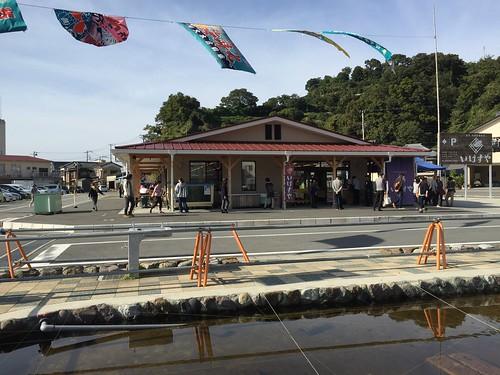 Uchiura, Numazu city, Shizuoka prefecture, Japan