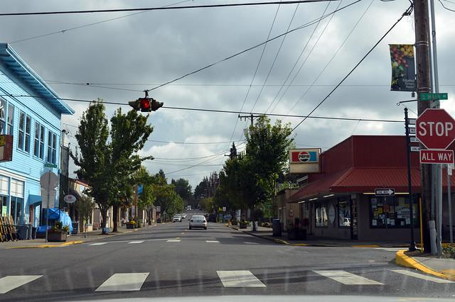 SR 501 @ Ridgefield