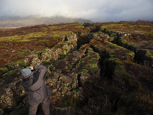 Expansion Cracks, Iceland