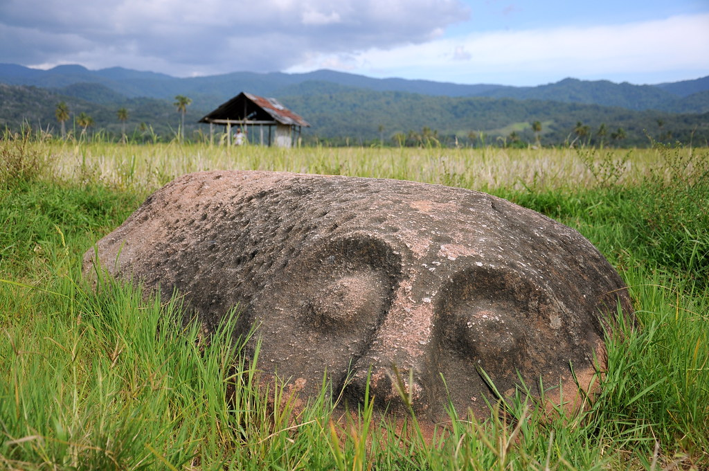 Buffalo Megalith, Lore Lindu National Park