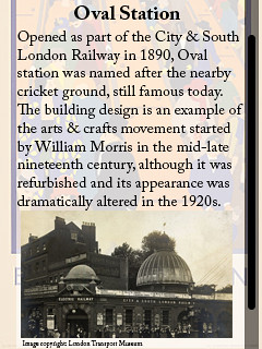 Oval Station