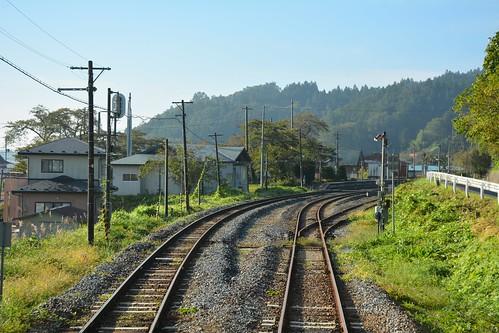 陸中門崎駅